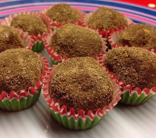 SW recipe: Weetabix Ferrero Rocher