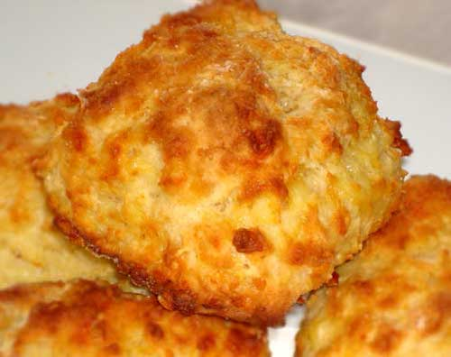 Cheese scones- Syn Free