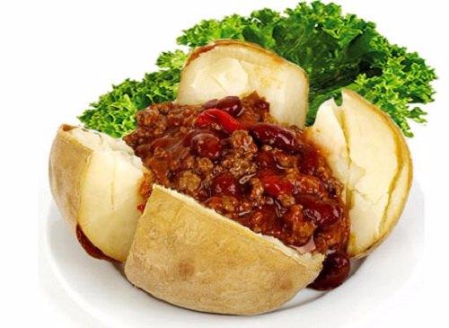 Chilli Con Carni & Baked Potato