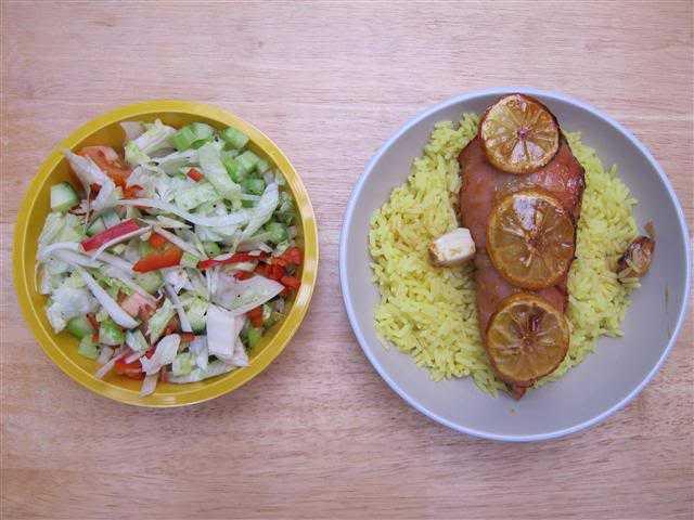 Chicken, Lemon & Honey Roast