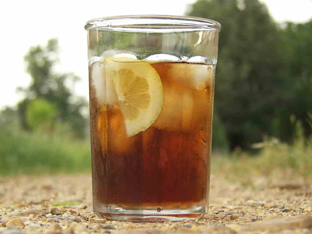 Refreshing Iced Tea (slimming world friendly)