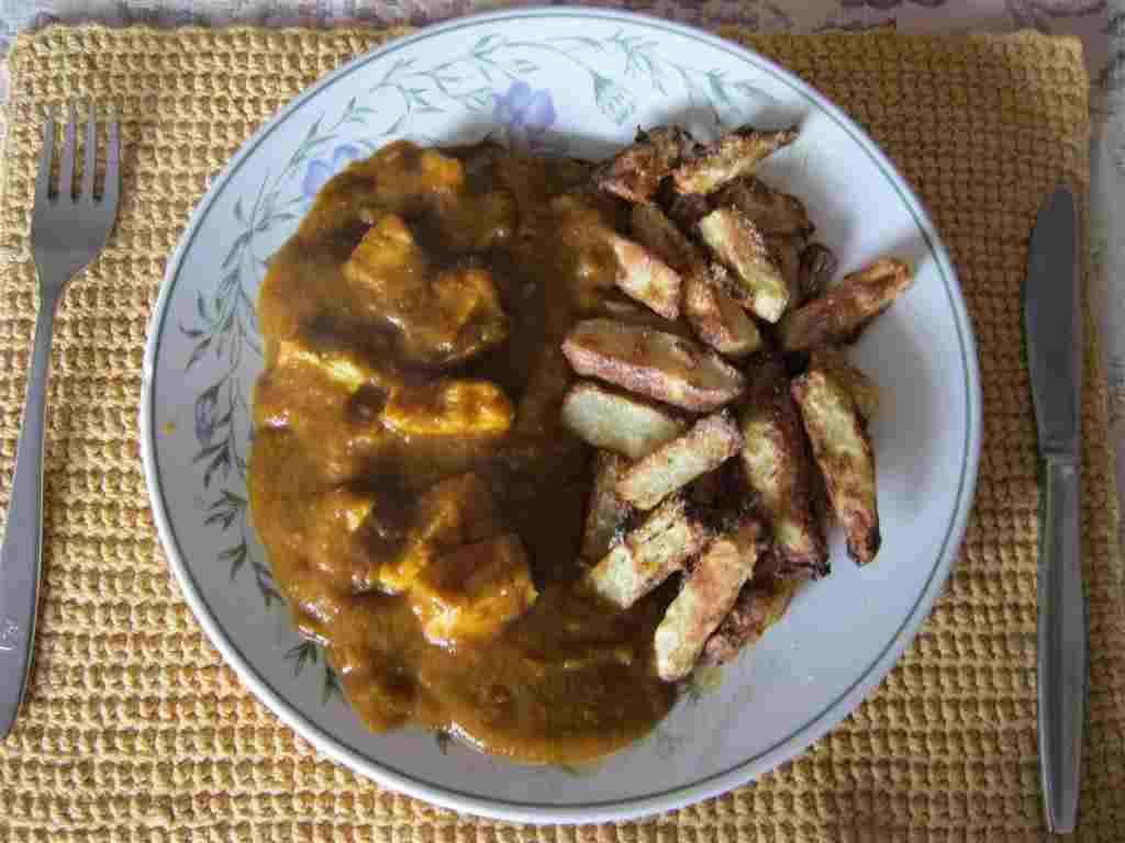 Mushy Pea Curry