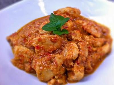 Chicken tikka masala (slimming world friendly)