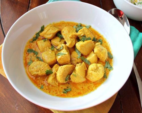 Lemon Chicken Curry