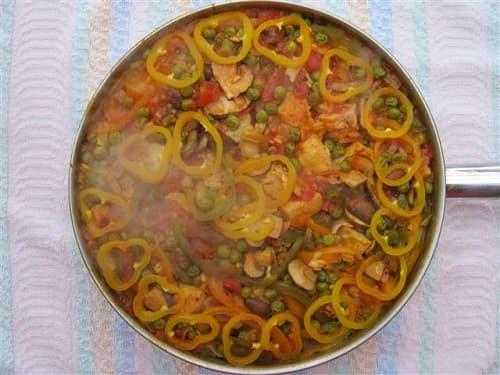 Slimming world Savoury Paella