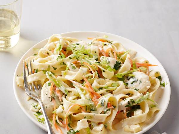 SW recipe: Tagliatelle with Chicken