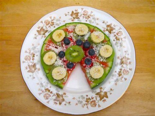 Delicious Fruit Pizza