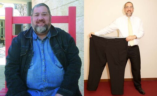 """""""I found a confidence that's real"""", says a man who lost an amazing 14 stones with Slimming World"""