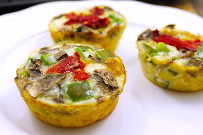 Breakfast egg muffins (slimming world friendly)
