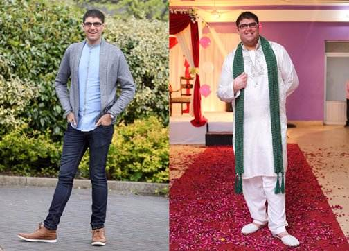 Losing an excessive 8 stones in 9 months and gaining more confidence after has won this man his dream job!