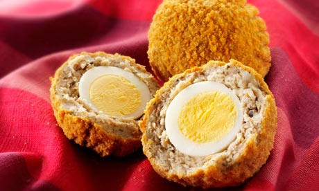 Scotch eggs (slimming world friendly)