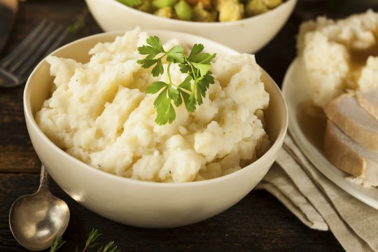 Rustic mashed potatoes SW friendly