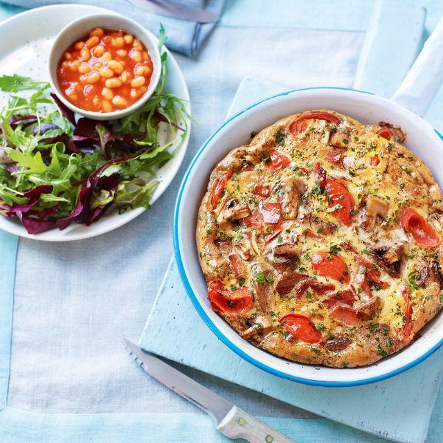 SW Recipe: Breakfast omelette