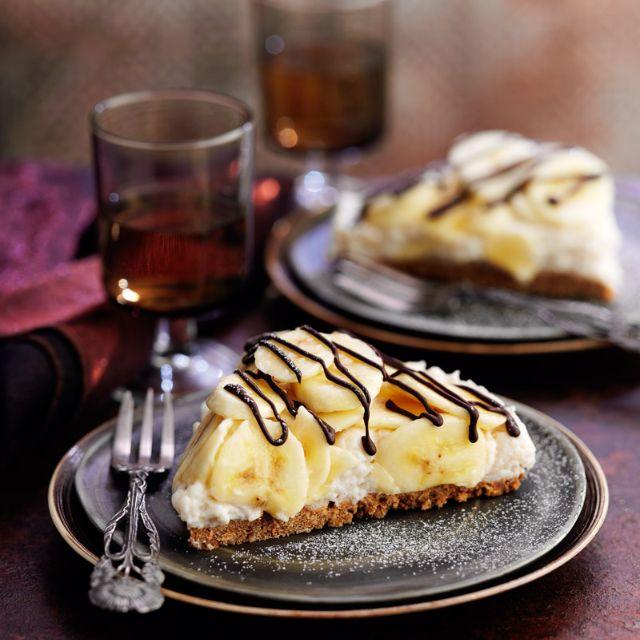 Slimming world healthy recipe: Banoffee Pie