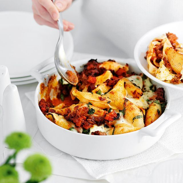 Slimming world recipe: Beef ragù Pasta bake