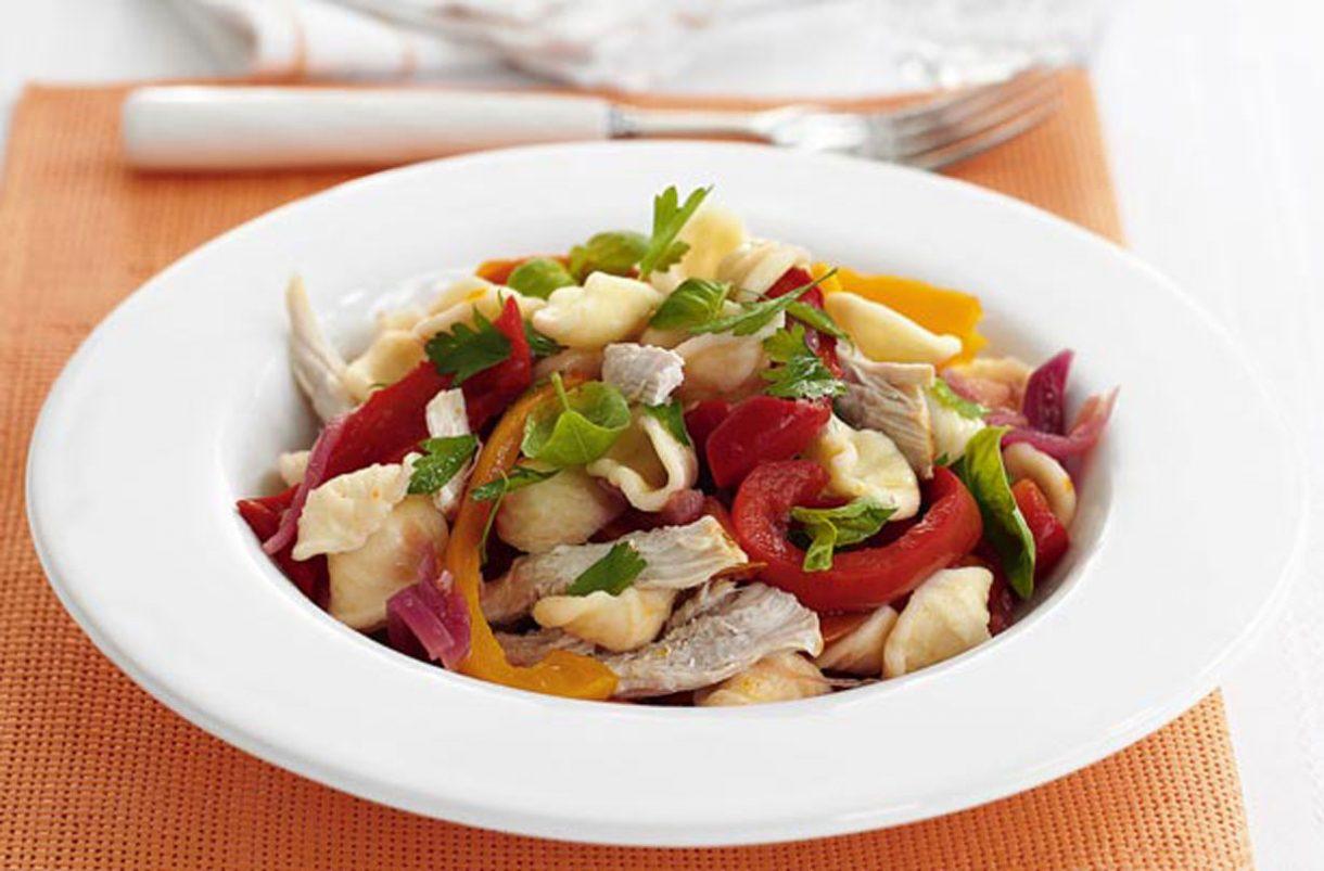 SW recipe: Chunky Chicken pasta Salad