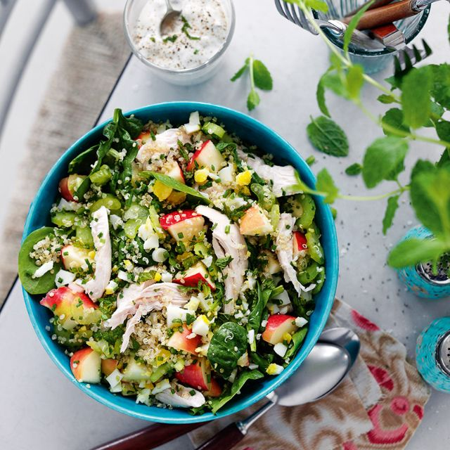 SW recipe: Chicken and Quinoa salad