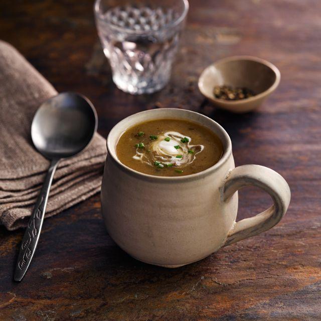 SW recipe: Mushroom soup