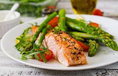 SW recipe: Baked Salmon Florentine