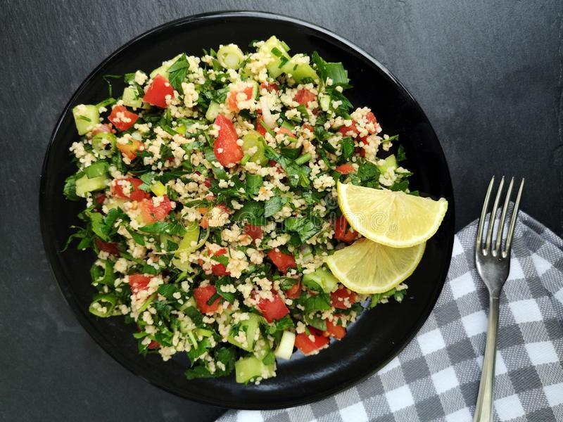 SW recipe: Tabbouleh