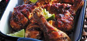 SW recipe: Jamaican chicken