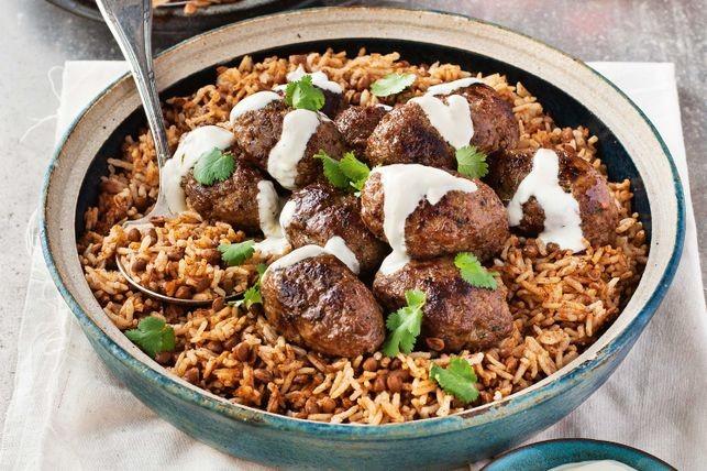 SW recipe: Lamb Koftas