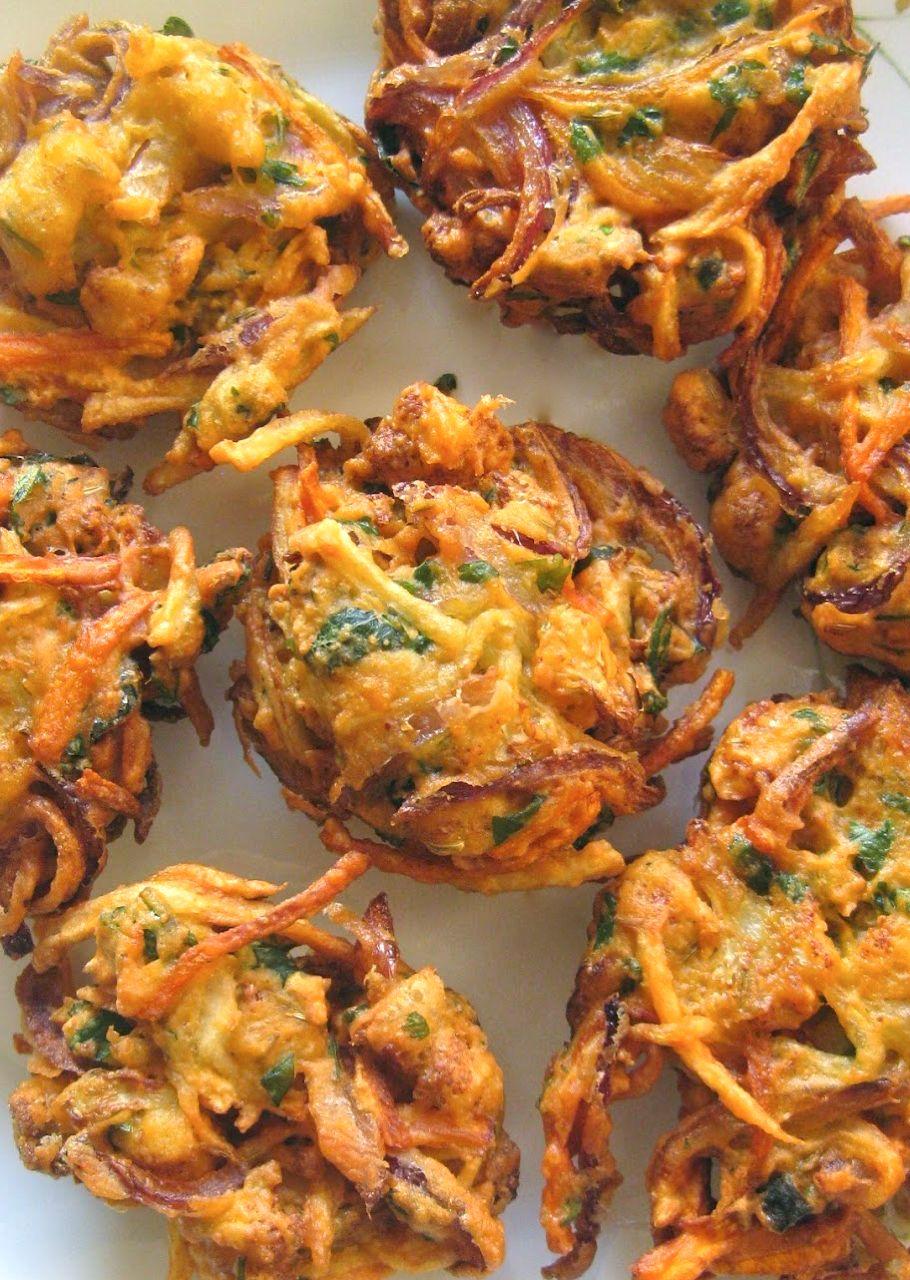 SW recipe: Onion Bhajis