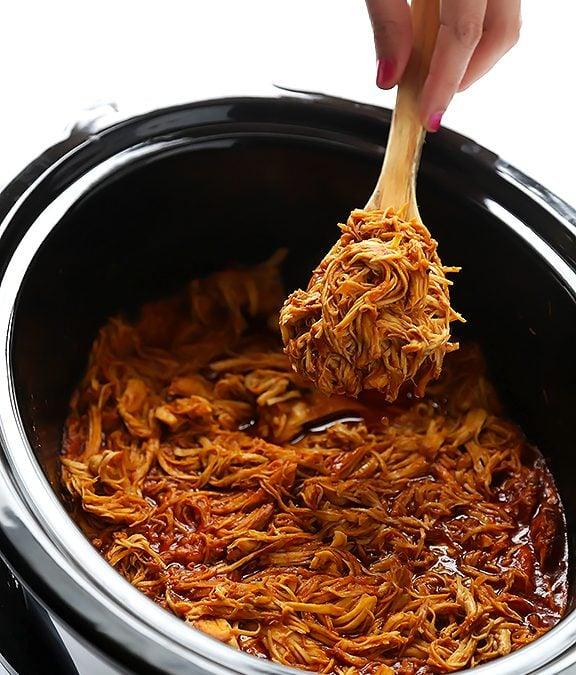 SW recipe: Zesty Slow Cooker BBQ Chicken