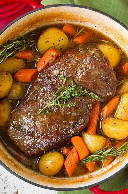 Sw recipe: Beef Roast