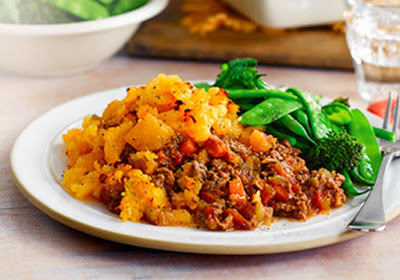 SW recipe: Cottage pie with swede mash topping