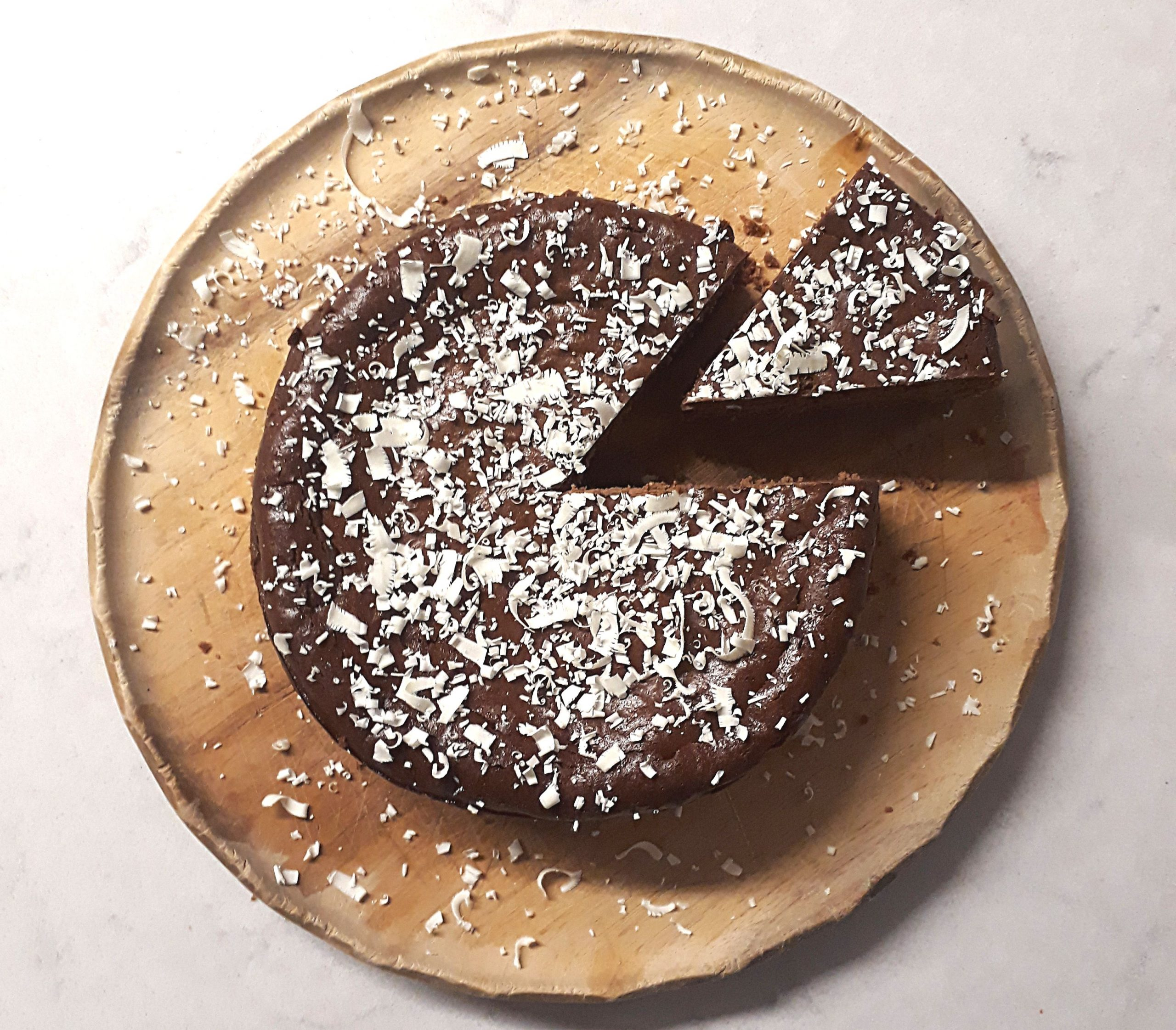 SW recipe: CHOCOLATE AND GINGER CHEESECAKE