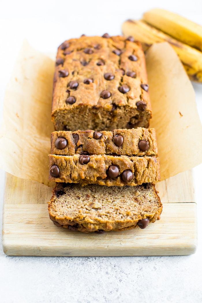 SW recipe: Chocolate Chip Banana Bread