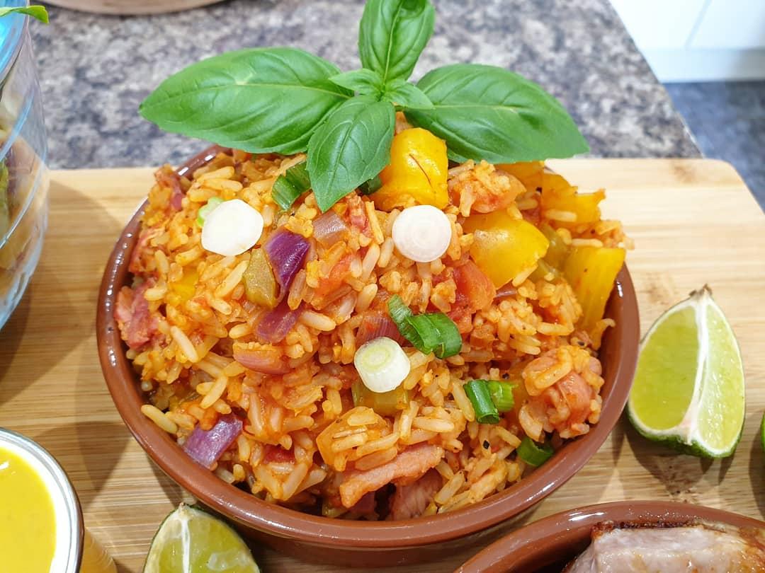 SW recipe: Louisiana Red Rice