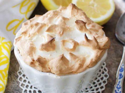 SW recipe: Lemon Meringue