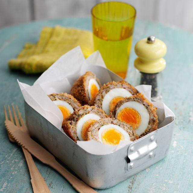 SW recipe: Scotch Eggs