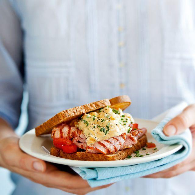 SW recipe: All-day breakfast butty