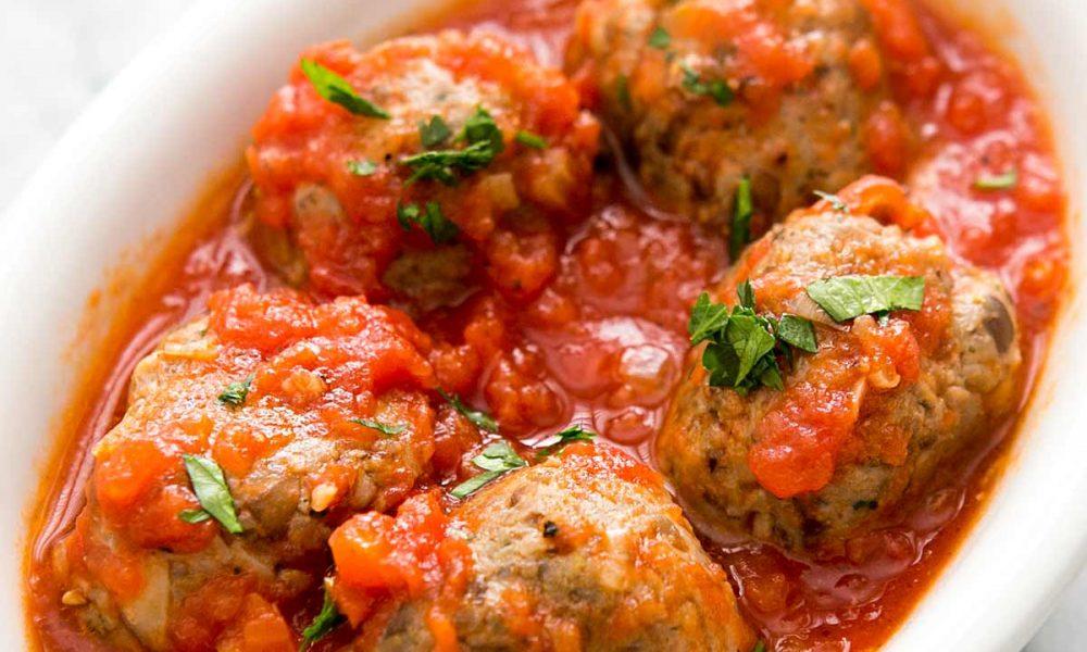 SW recipe: Turkey Meatballs