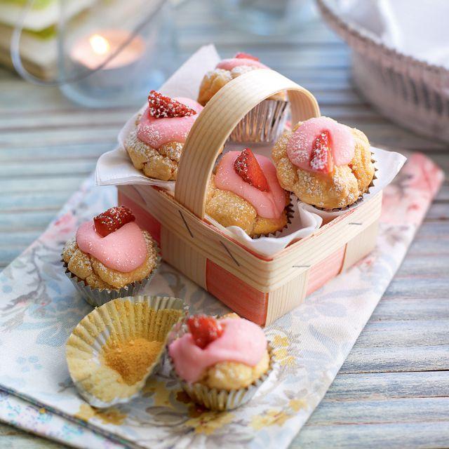 SW recipe: Strawberry cupcakes