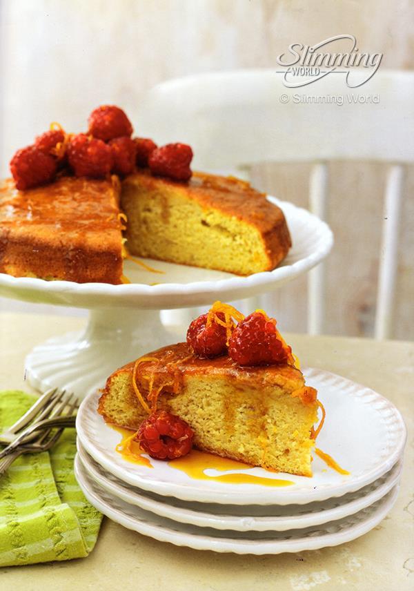 SW recipe: Spanish orange cake