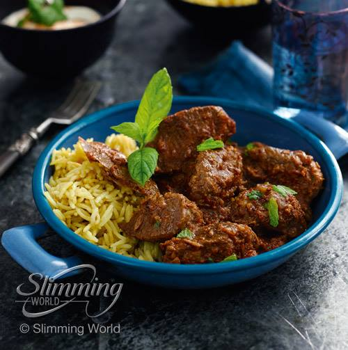 SW recipe: Lamb Bhuna