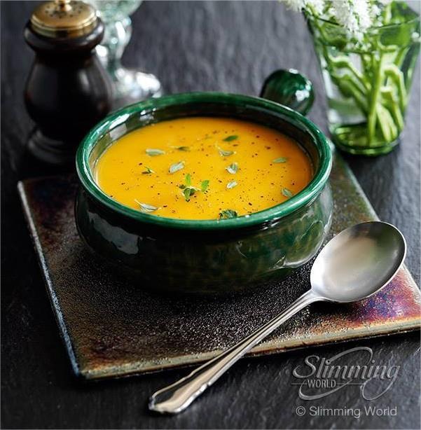 SW recipe: Butternut squash soup