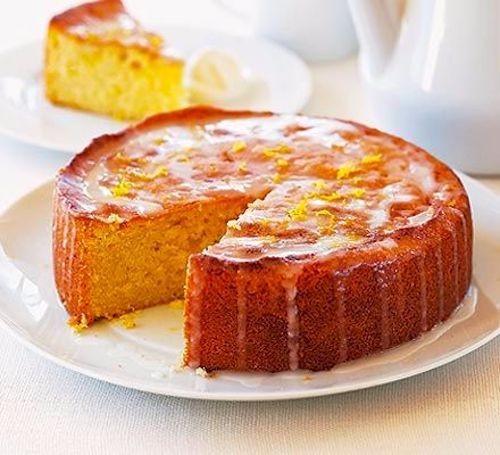 SW recipe: Lemon Drizzle Cake