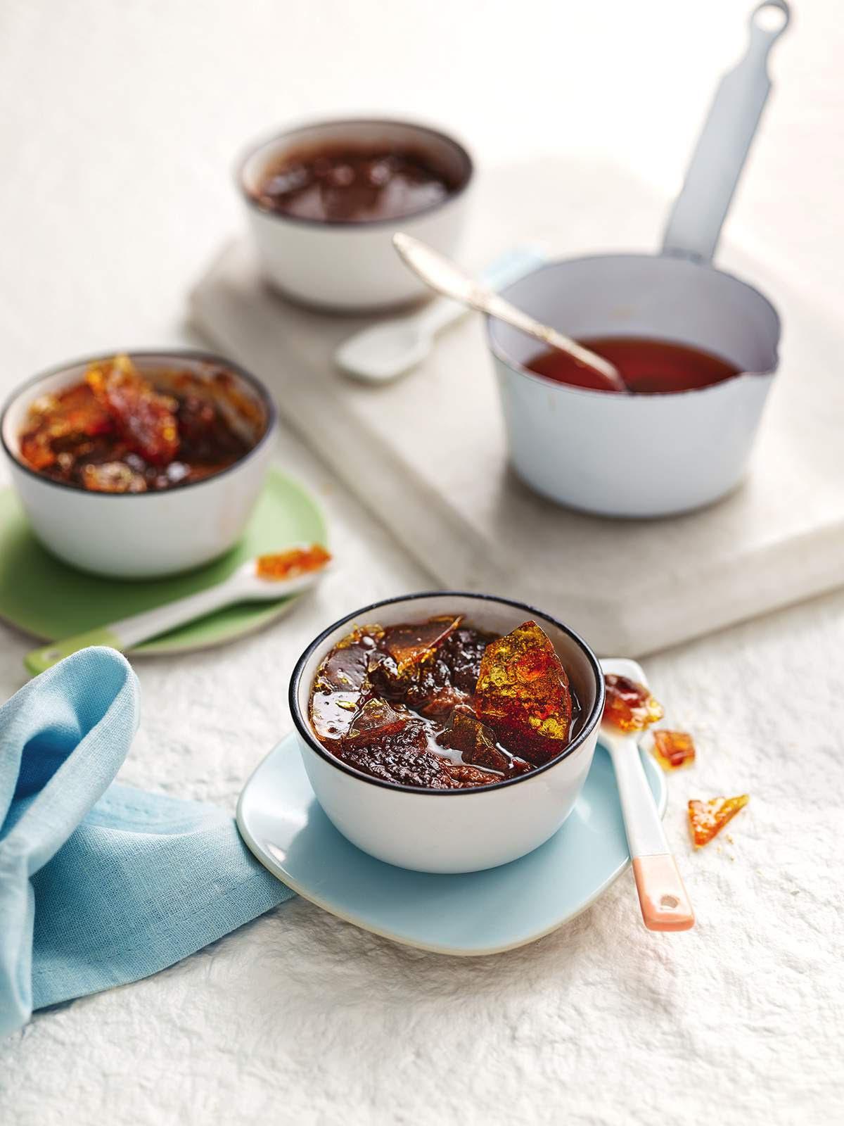 SW recipe: Chocolate crème brûlées