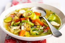 SW recipe: Cock-a-leekie soup