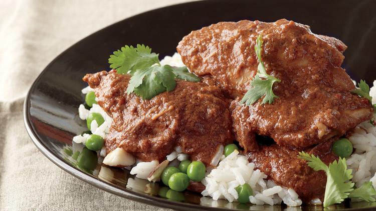 SW recipe: Chicken Mole