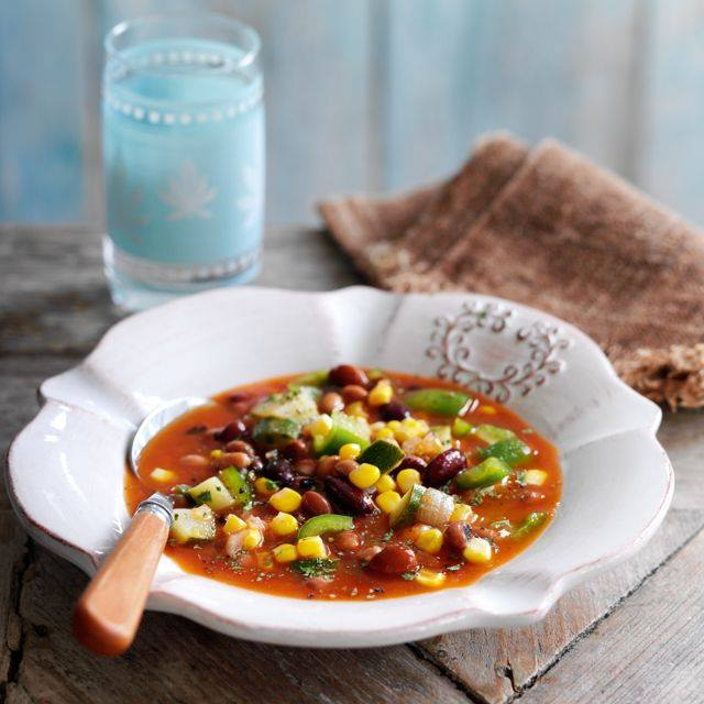 SW recipe: Hearty bean and vegetable soup
