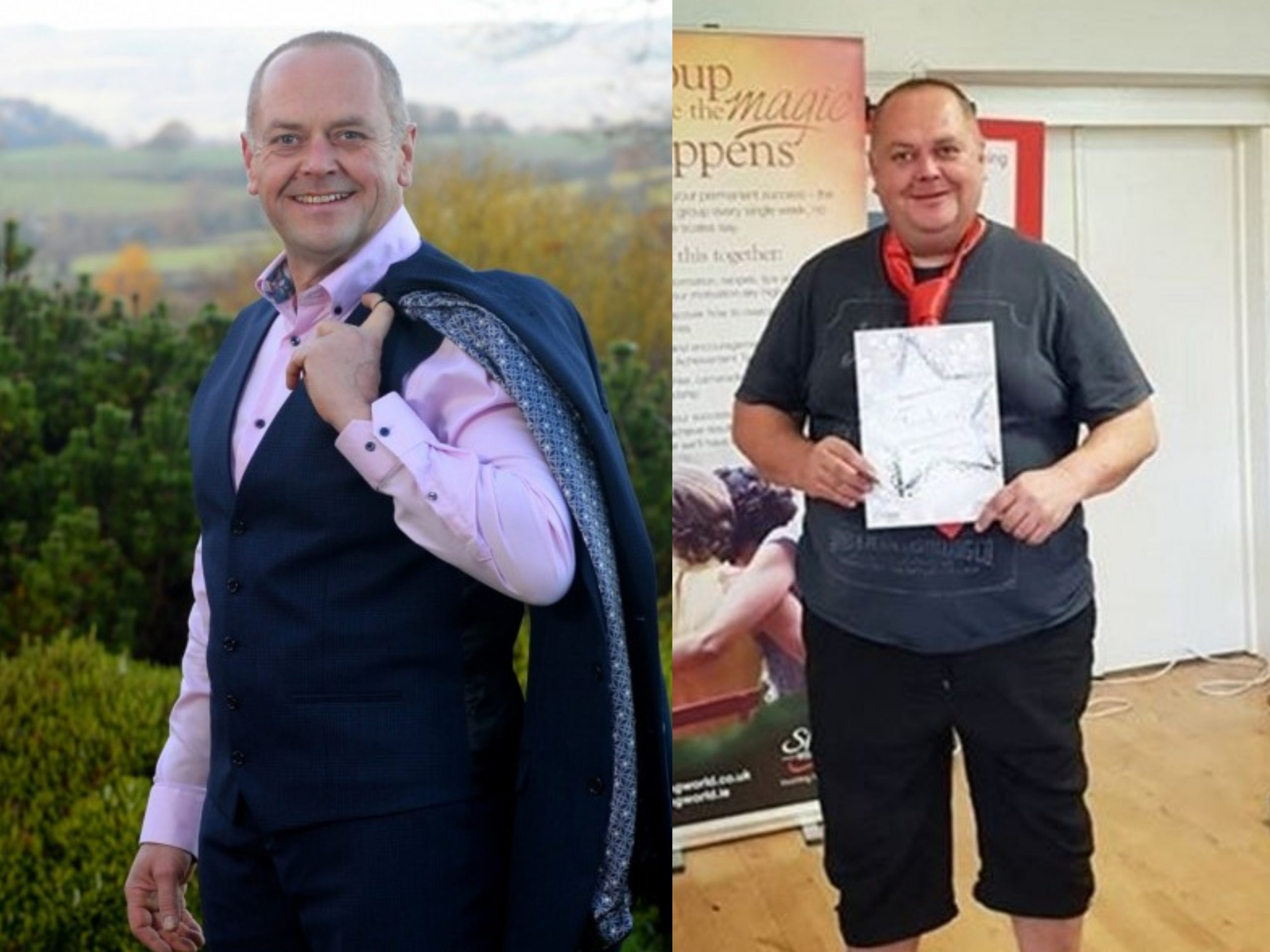 SW transformation Story: Jason keeps on trucking after 12½st weight loss
