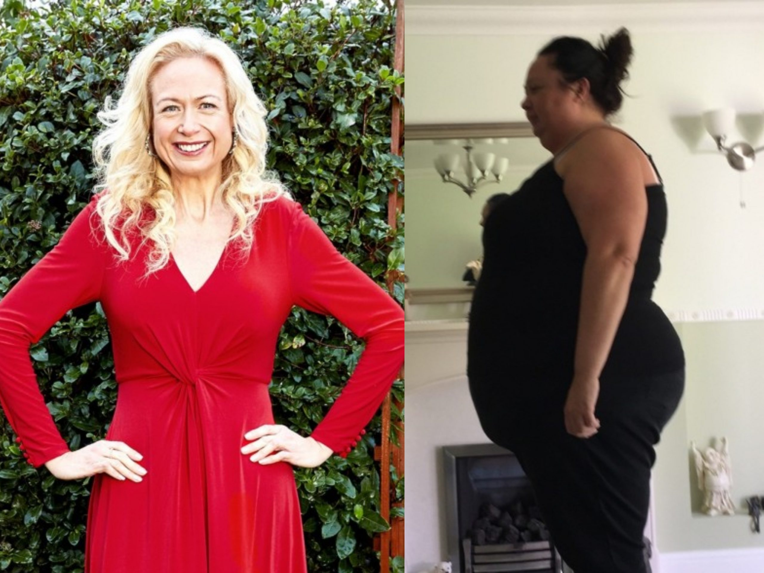 SW Transformation story: Jenny hit 17st weight-loss target in lockdown!