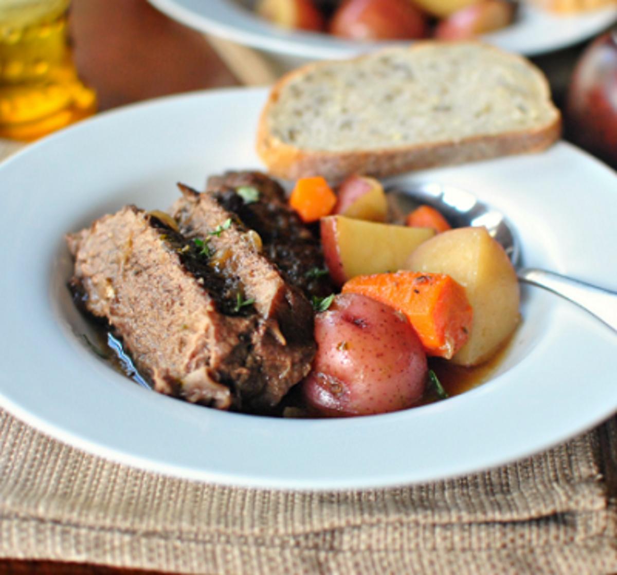 SW recipe: Beef steak pot roast