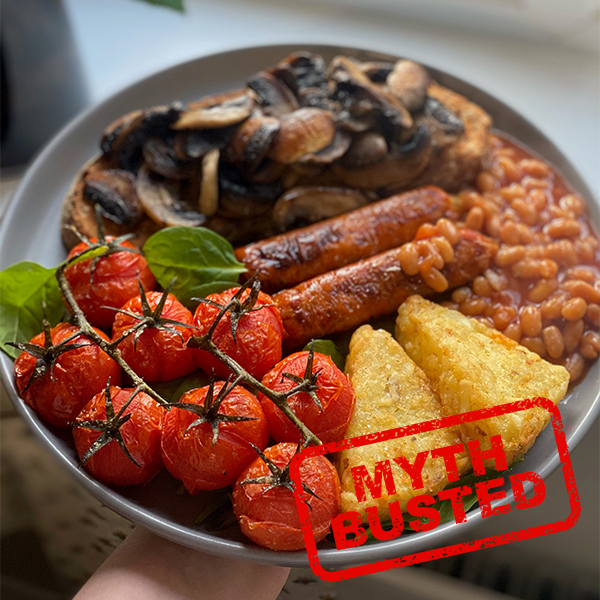 Slimming World mythbusters: It's not for vegans